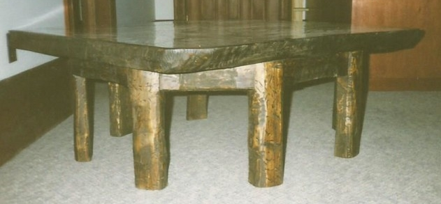 Ray Hillenbrand's table